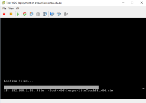 PFSense DHCP PXE Boot with WDS – www tygarbyte com